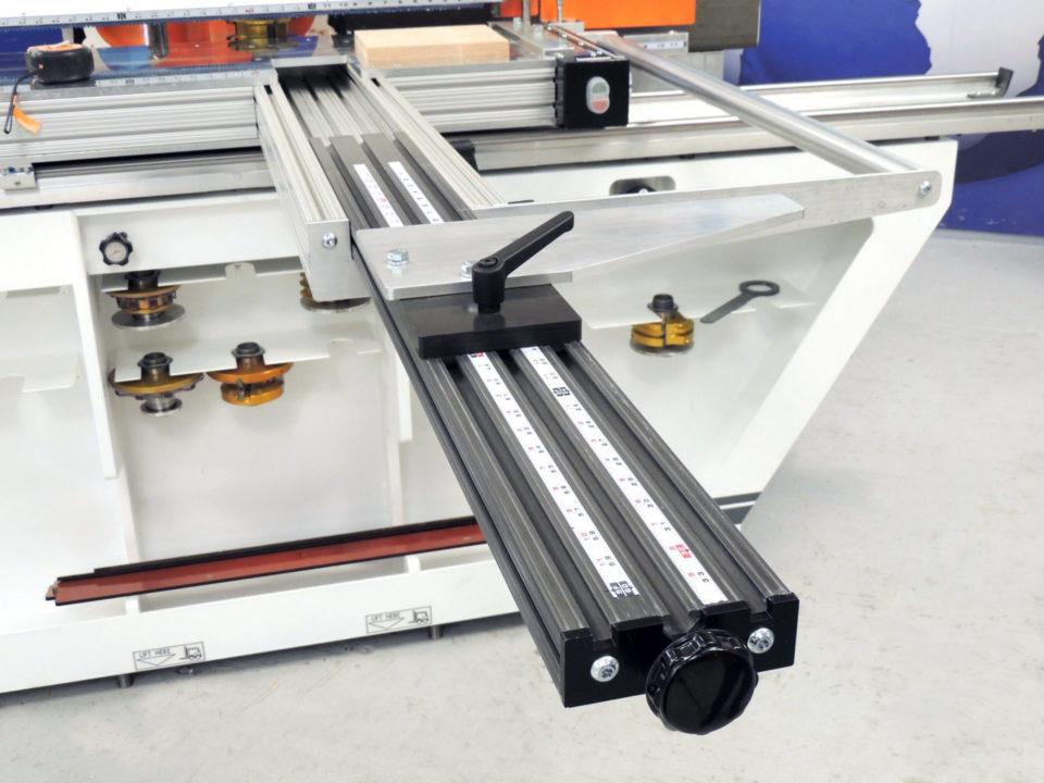 Table Shaper Sander Square Arm - Voorwood A11
