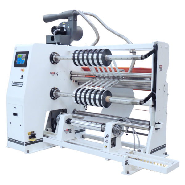CR Series Slitter Rewinder Selvage Eductor - Voorwood