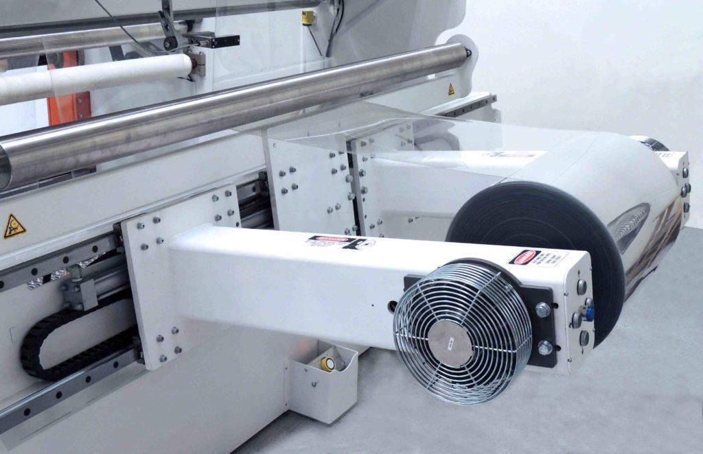CX1500/CX1800 Slitter Rewinder Unwinassy