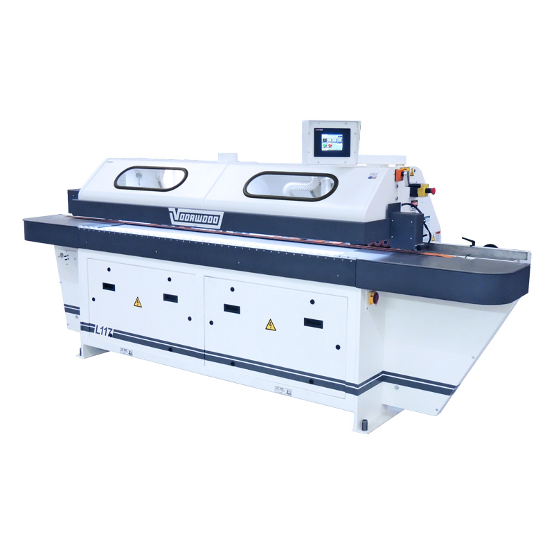 Voorwood Edge Foiler Machine - L117