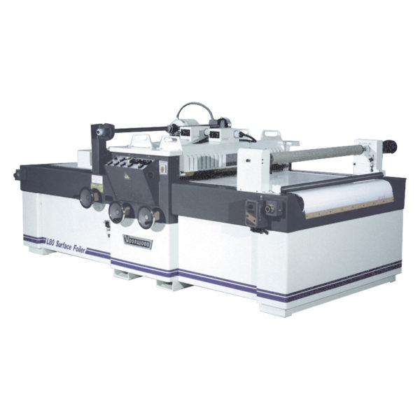 Voorwood Surface Foiler Machine - L80