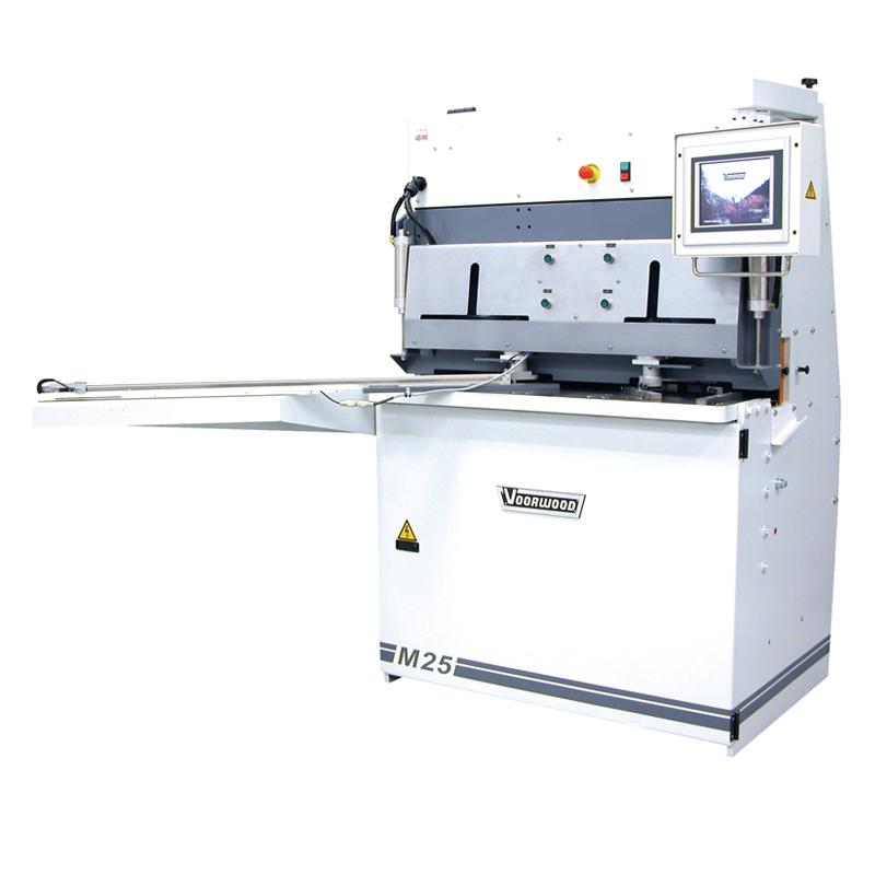 Miter Machine - M25 Voorwood