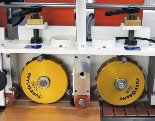 Voorwood Plough Foiler Sander Align - P78