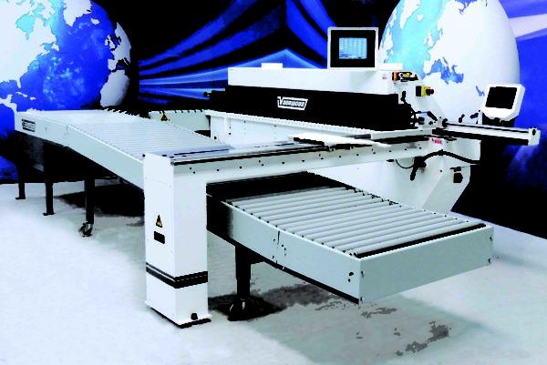 Voorwood Return Conveyor on A117