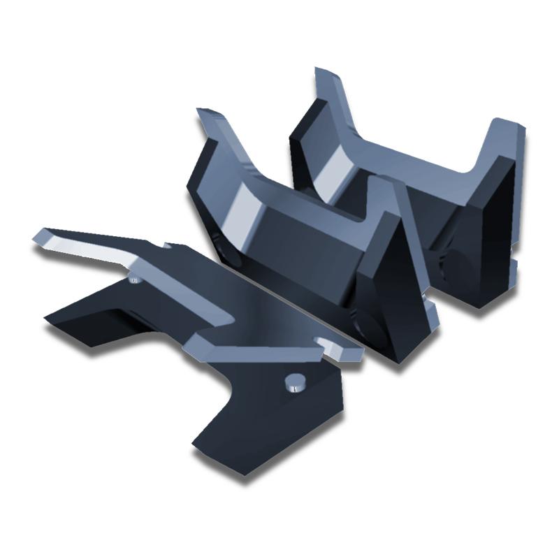 Voorwood Carbide Insert Knives