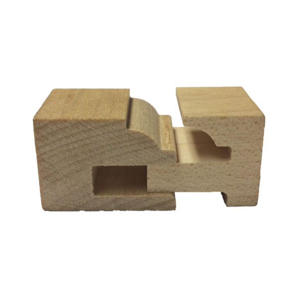 Voorwood Cope Stick Joinery