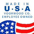 Made in the USA. Employee Owned.