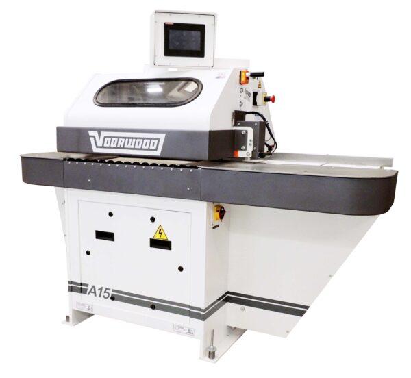 Voorwood's A15 Miter Lock Machine